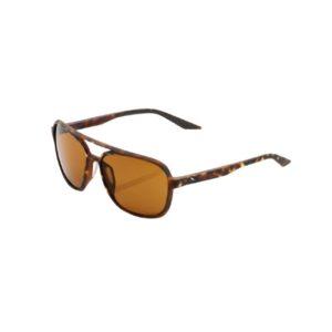 100percent soft tack havana sunglasses